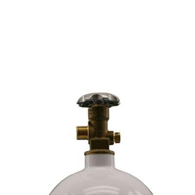 Zawór PF45 90 stopni do butli nitro 4.5L - GRUBYGARAGE - Sklep Tuningowy
